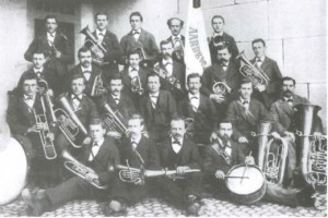Gruppenfoto MGA 1882